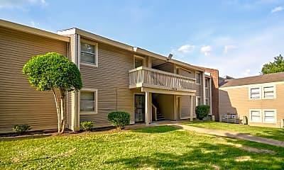 Building, Cedarwood Apartments, 2