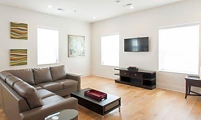 Living Room, The Exchange, 1