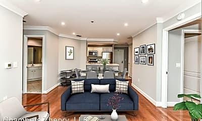 Living Room, 1050 N Stuart St, 0