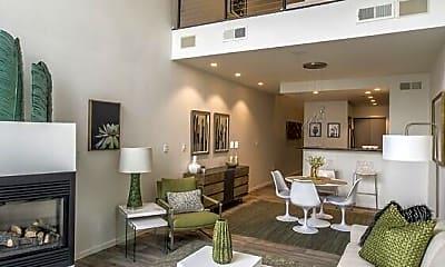 Living Room, 1001 E Playa Del Norte Dr 3111, 0