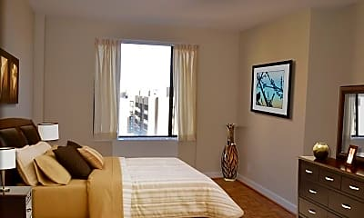 Bedroom, Columbia Plaza, 2