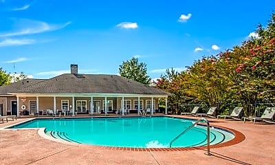 Pool, Paces Landing, 2