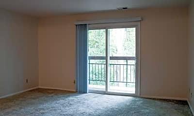 Living Room, Westglen Village Apartments, 2