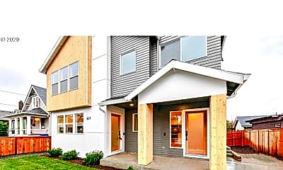 Building, 617 N Lombard St Unit A, 0