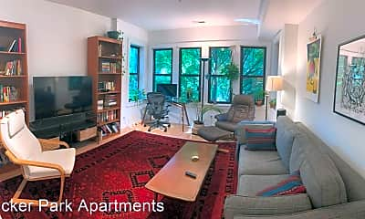 Living Room, 1971 W Evergreen Ave, 0