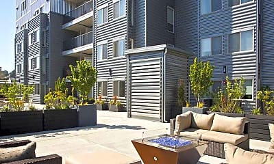 Recreation Area, The Residences at 3295, 1