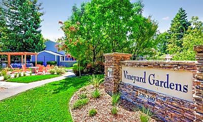 Community Signage, Vineyard Gardens, 0