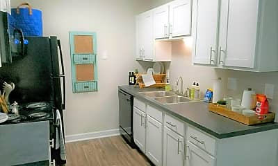 Kitchen, Radius at West Ashley, 0