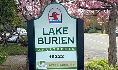 Community Signage, 15222 10th Ave SW, 0
