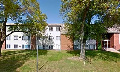 Building, Pike Lake Apartments, 1
