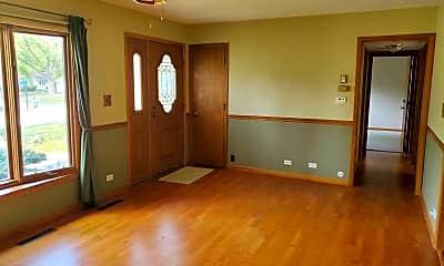 Bedroom, 542 W 58th St, 1