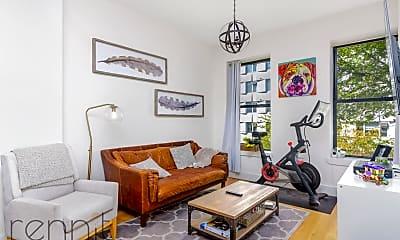 Living Room, 800 Knickerbocker Ave, 1
