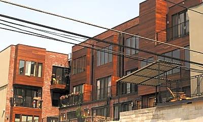 Building, 1247 E Columbia Ave, 1