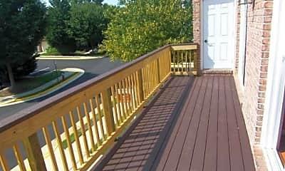 Patio / Deck, 11706 Rockaway Ln, 1