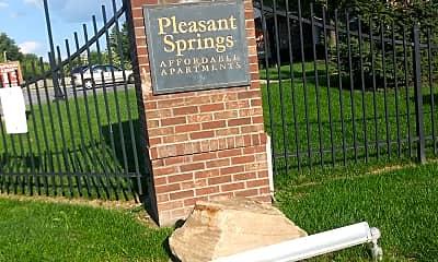 Pleasant Springs, 1