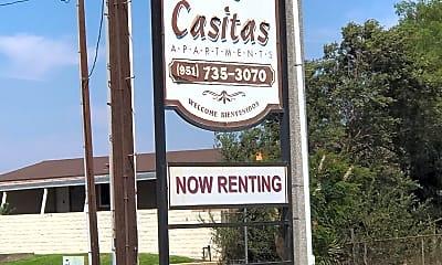 Las Casitas Apartments, 1