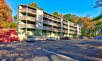 Building, Cardinal Hill Apartments, 0