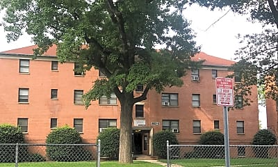 Columbia Manor Apartments, 0