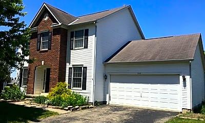 Building, 1531 Bush Hill Drive, 0