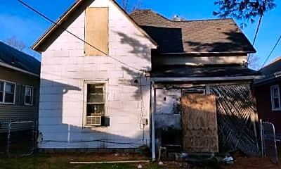 Building, 2705 Fenwood Ave, 2