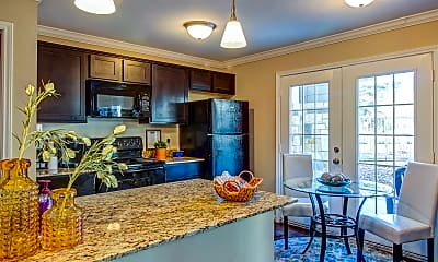 Kitchen, Timbergrove Apartments, 0