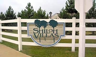 Shiloh Villas, 1
