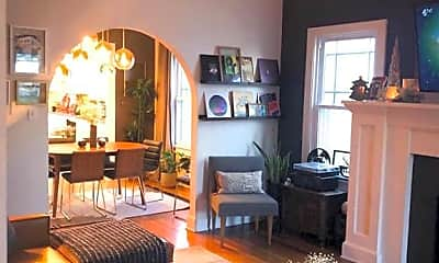 Living Room, 2836 San Gabriel St, 1