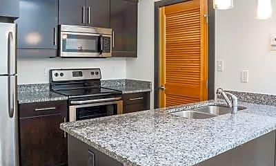 Kitchen, Atrium on Broad, 0