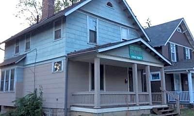 Building, 2137 Waldeck Ave, 1