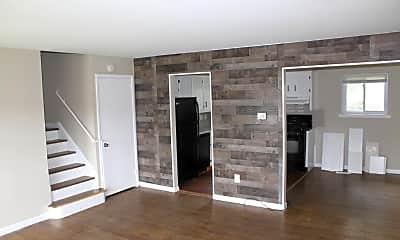 Living Room, 607 Heston Rd, 1