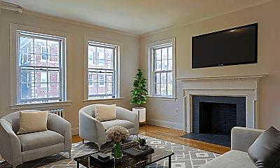 Living Room, 21 Chauncy St, 0