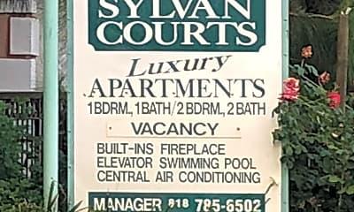 Sylvan Court, 1
