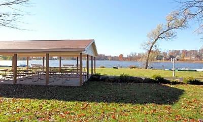 Recreation Area, Cranberry Lake Senior Living, 1