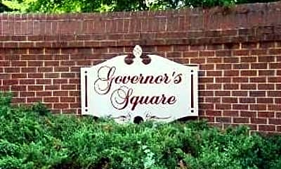 Community Signage, 4006 Governors Square, 1