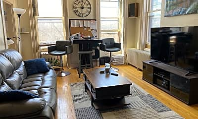 Living Room, 461 State St, 0
