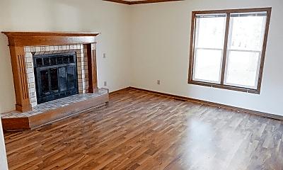 Living Room, Rock Apartments, 1