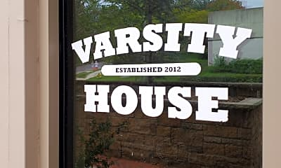 Varsity House, 1