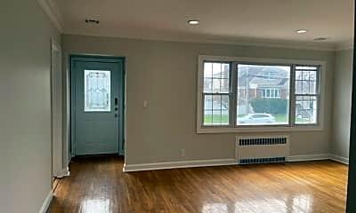 Living Room, 241 Randall Ave 1, 1
