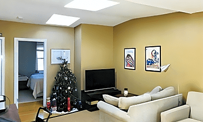 Living Room, 253 Gold St, 0