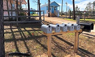 Patio / Deck, 110 Pine Tree Loop B, 2
