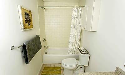 Bathroom, 521 St. Paul Street, 2