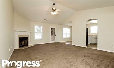 Bedroom, 516 Cherokee Rd, 1