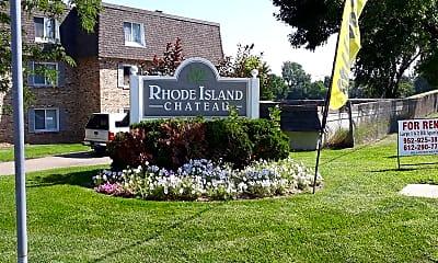 Rhode Island Chateau, 1