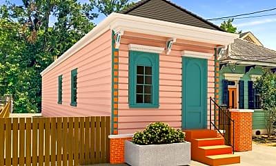 Building, 1025 Bartholomew St, 0