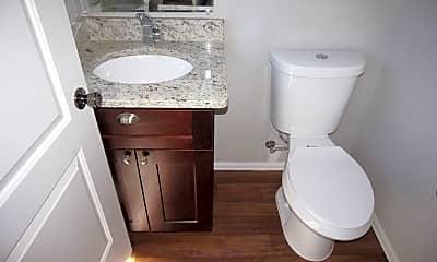 Bathroom, 2993 W Yale Ave, 2