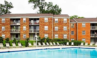 Pool, Lerner University Square, 1
