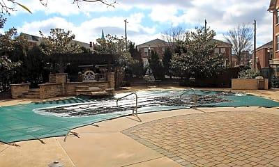 Pool, 252 Stetson St 203, 2