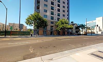 Building, 175 West Saint James Street, Unit 1303, 2