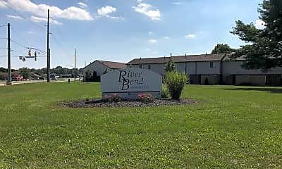 Riverbend Apartments, 1