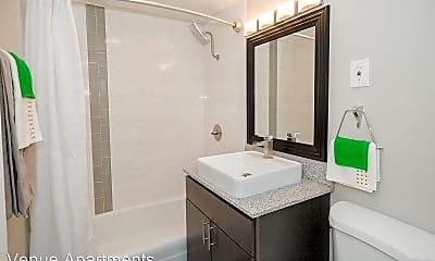 Bathroom, The Venue Apartments!, 2